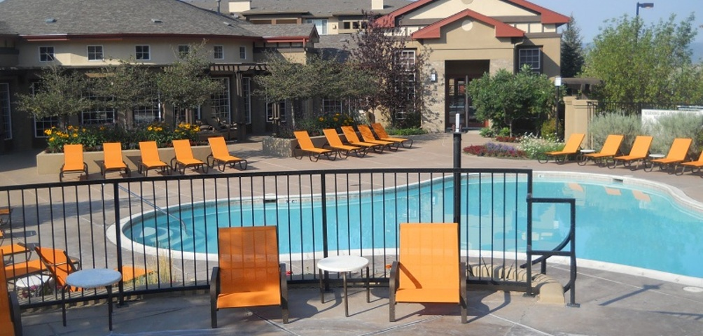 Echo Ridge At Metzler Ranch Apartments Pool & Spa