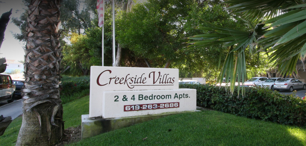 Creekside Villas Apartments