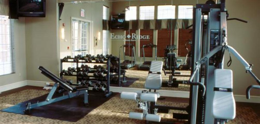 Echo Ridge At Metzler Ranch Apartments Fitness Center