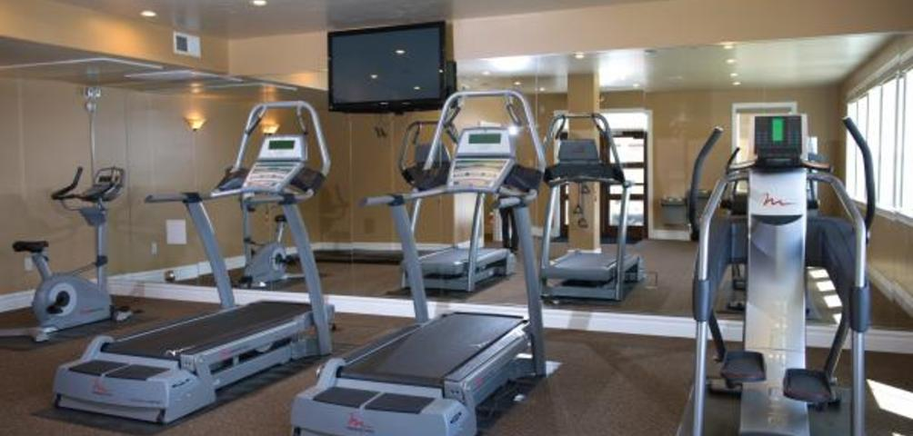 Florentine Villas Apartments Fitness Center