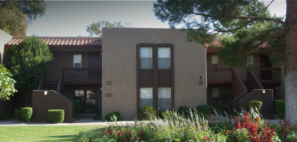 Aztec Springs Apartments